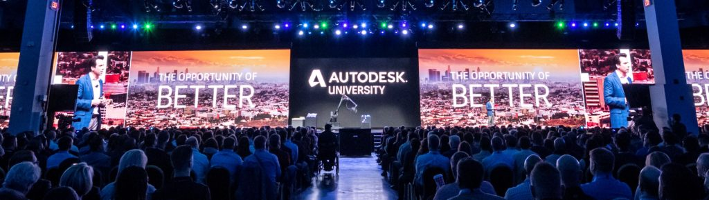 Autodesk AU 2020